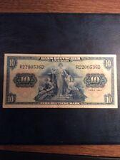 Germany 1949 10 Marks