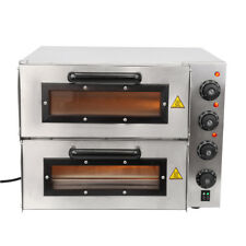 3000W Forno per Pizza Forno per pizza Forno per la Ristorazione Commerciale Oven