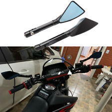 For Honda Shadow Spirit 1100 VTX1800C VTX1300C Motorcycle Rearview Mirrors Black