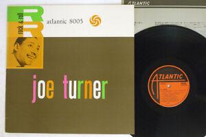 JOE TURNER SAME ATLANTIC P-4586A Japan MONO VINYL LP