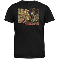 Phantom Planet - CD Cover Adult Mens T-Shirt