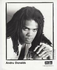 Andru Donalds- Music Publicity Photo