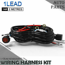 toggle Control Wiring Harness Kit Switch Relay 12V 40A LED Light Bar -1 Lead
