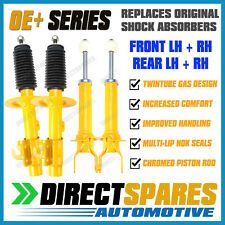 FRONT & REAR Shock Absorbers Holden Commodore VE SEDAN WAGON UTE STD & LOW LH+RH