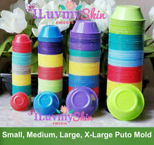 Puto, Kutsinta, Pichi Pichi Plastic Cup Mold.Different sizes and prices!
