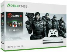 New Xbox One S 1TB Console - Gears 5 Bundle