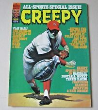 Creepy issue 84  1976.  Richard Corben. VG.   Warren Magazines.