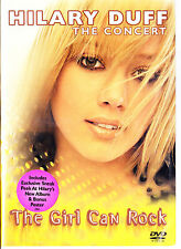Hilary Duff - The Girl Can Rock DVD The Concert NEW