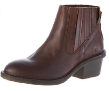 Fly London Women's Dore011fly Ankle Boots Septa Tan UK 3