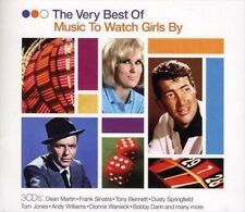 NEW Very Best of Music to Watch Girls By (Audio CD)
