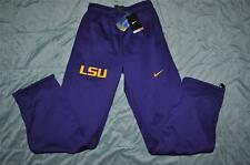 Nike LSU Tigers KO Performance Pants Purple 00027637XLS1SML Size Small NWT