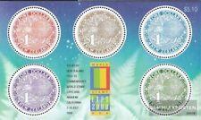 nouvelle-zélande Bloc 112 (complète edition) oblitéré 2000 world stamp expo