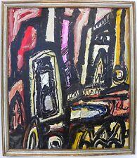 Gustavo Boldrini (Venezia 1927-Salsomaggiore) FAVOLE a VENEZIA 70x60 CAPOLAVORO