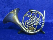 Olds Ambassador Single Bb French Horn Ser#378014 Will Play after Re-Tie