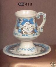 "NEW #418 Ceramic Emporium Mold ""Wedding Cup & Saucer"" Mold"