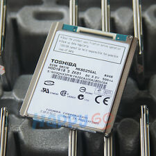 "1.8"" Toshiba 80GB DISQUE DUR ZIF PATA MK8025GAL for macbook air Rev A1237 1.6Ghz"