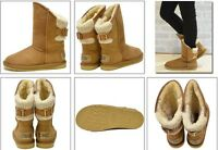 Australia Luxe Collective Women's Sexy Spartan Knit Buckle Boots Shoes NEW