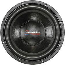 "American Bass XD1222AB 12"" Wooofer Dvc 2ohm"