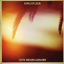 KINGS OF LEON ( NEW SEALED CD ) COME AROUND SUNDOWN
