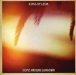 KINGS OF LEON ( NEW SEALED CD ) COME AROUND SUNDOWN