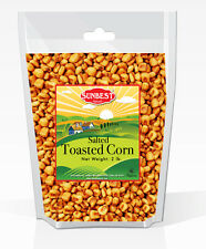 SunBest Corn Nuts Toasted & Salted 2 Lb in Resealable Bag (32 Oz)