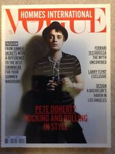 Vogue Hommes International 2007 Pete Doherty Doutzen Kroes Mini Anden