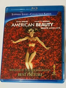 AMERICAN BEAUTY BLU RAY 2010 CANADIAN KEVIN SPACEY ANNETTE BENING