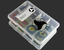 Tiberius T15 5x color coded paintball o-ring rebuild kit by Flasc Paintball