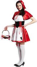 Faschingskostüm Rotkäppchen Kleid Größe 42