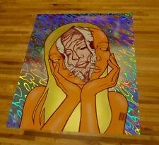 Jermaine Rogers Pneuma Art Print NIN Soundgarden FOIL Variant Limited Edition 30