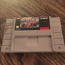 Battle Grand Prix Super Nintendo SNES Game Cart Works SN1