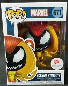 Funko POP! Marvel Scream Symbiote #671 Walgreens Exclusive NEW