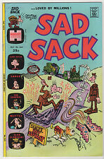 Sad Sack Comics #244 Lot 4 Fn/Vf copies (May 1975, Harvey) George Baker Muttsy