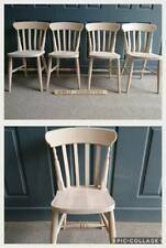 Brand New Slat Back Farmhouse Country Kitchen Dining Chairs