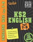 Gold Stars Workbooks: KS2 Age 7-9 English by Parragon Book Service Ltd (Paperback, 2009)