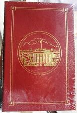 Mint Copy, Gerald R. Ford Signed, 'A Time To Heal', Easton Press, Shrink Wrapped
