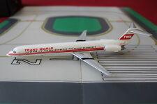 Gemini Jets Trans World TWA McDonnell Douglas MD-80 Last Color Model 1:200