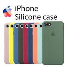 Funda trasera SILICONE para IPHONE 7 / 8 / SE 2020 silicona maxima Calidad