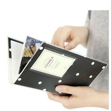 84 Pockets Photo Album For FujiFilm Instax Mini Polaroid Fuji Film Camera 7 8 FP