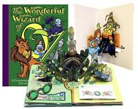 Wizard Of Oz Pop Up Book Gift Set by Robert Sabuda  Book and Card New