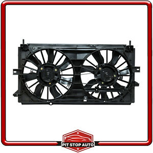 New Dual Radiator and Condenser Fan Assembly for Impala Monte Carlo