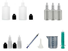 Set zum E Liquid mischen Selbstmischer Eliquid Komplettset Base Mix Kit