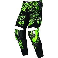 NOS MSR 356015 M11 METAL MULISHA EPIC BLACK GREEN SIZE YOUTH 20