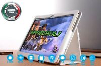 TABLET 10 POLLICI 4G LTE OCTA CORE 4GB RAM 64GB ROM ANDROID 7 DUAL SIM COVER