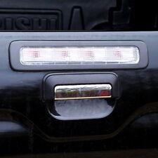 Clear PORTELLONE POSTERIORE BRAKE LIGHT PER MITSUBISHI l200 Pickup luce di arresto GUERRIERO Animale