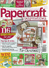 PAPER CRAFT INSPIRATIONS, DECEMBER, 2013   ISSUE, 119 ( CREATIVE IDEAS FOR EVERY