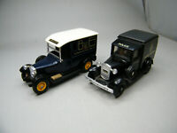 Matchbox MoY C3 Alternative Collection Police Ambulance Ford A Talbot no boxes 1
