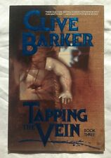 TAPPING THE VEIN Book 3 - CLIVE BARKER - ECLIPSE GRAPHIC NOVEL 1990 32 pages EX+