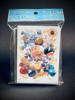 Pokemon Sealed Japanese Meltan Sleeves 64 Count