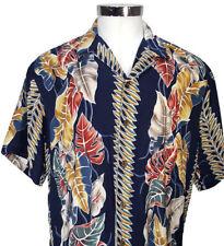 Halo Hattie Hawaiian Button Down Shirt-The Hawaiian Original Mens XL